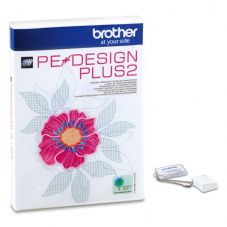 Brother PE-Design Plus 2 Embroidery Software ex demo model